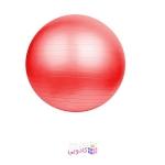 توپ بدنسازی پیلاتس تایتان فیتنس مدل GYM BALL 75Cm قرمز