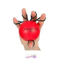 توپ انگشتی مدل Handmaster قرمز