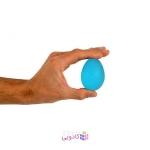 توپ مقاومتی مدل Squeeze Ball آبی