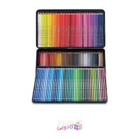 مداد رنگی 120 رنگ فابر-کاستل مدل Polychromos