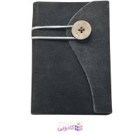 دفترچه یادداشت ژوست مدل دکمه ای فیلی