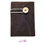 دفترچه یادداشت ژوست مدل دکمه ای اخرایی