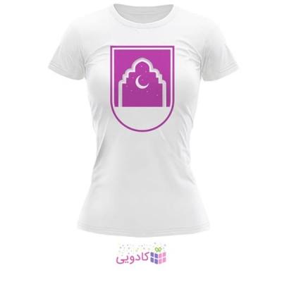 تیشرت زنانه طرح ماه کد BS327