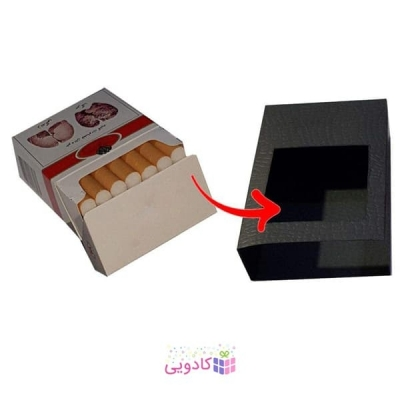 ابزار شعبده بازی مدل پاکت سیگار جادویی DSK
