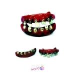 دندان جفتی زامبی