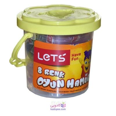 خمیر بازی لتس کد 8150