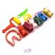 خمیر بازی 6 رنگ سی بی اس مدل JM648-6