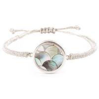 دستبند نقره زنانه ریسه گالری مدل Ri3-S1086-Silver