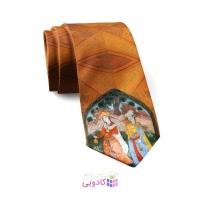 کراوات مردانه طرح بیستون