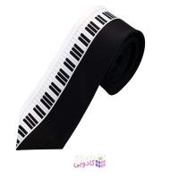 کراوات طرح پیانو