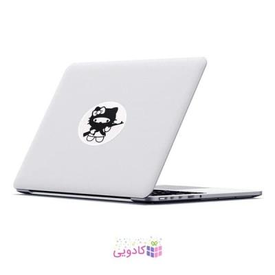 استیکر لپ تاپ ماسا دیزاین طرح Hello Kitty مدل STK703