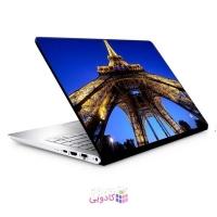 استیکر لپ تاپ طرح برج ایفل