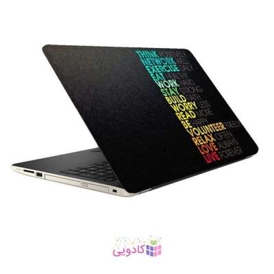 استیکر لپ تاپ طرح برنامه نویسی