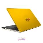 استیکر لپ تاپ طرح love