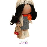 عروسک روسي پارچه اي دست ساز مدل R.nillo