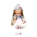 عروسک روسي پارچه اي دست ساز مدل r.sorati