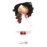 عروسک روسي پارچه اي دست ساز مدل فرح