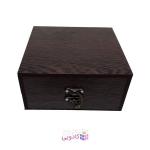 جعبه کادویی چوبی آیهان باکس مدل 63