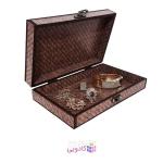 جعبه کادویی چوبی آیهان باکس مدل 97