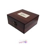 جعبه کادویی چوبی آیهان باکس مدل 40