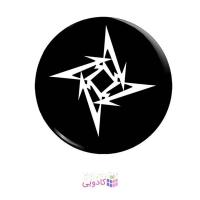 پیکسل طرح گروه موسیقی متالیکا