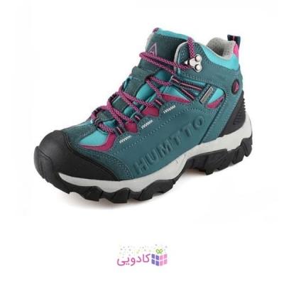 کفش کوهنوردی زنانه هامتو مدل 1 6588